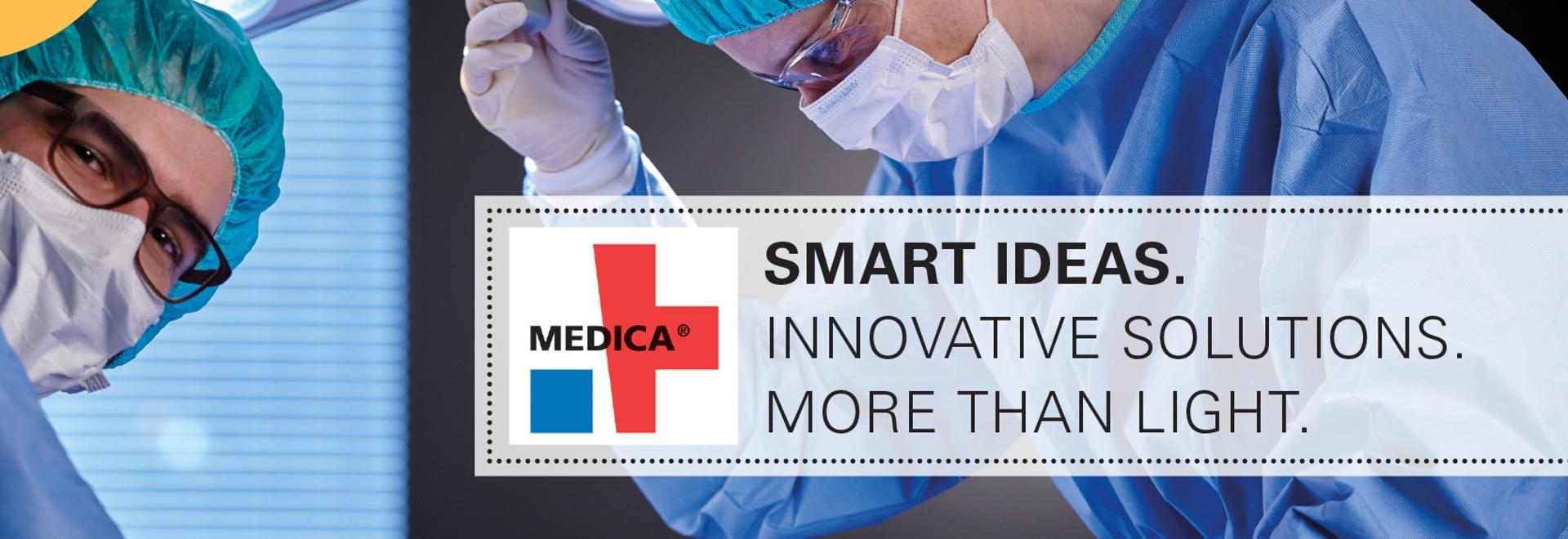 Derungs at Medica 2018