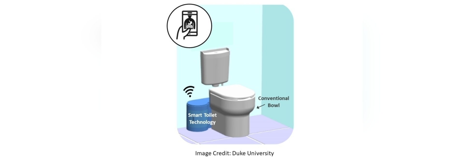 Disease Surveillance With Every Flush: Introducing the Smart Toilet