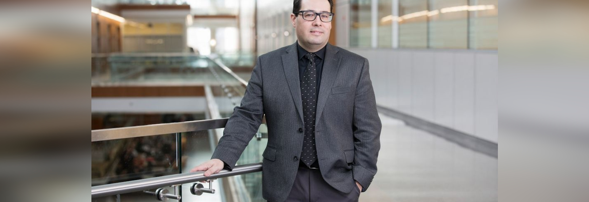 Dr. Walter Siqueira from the University of Saskatchewan College of Dentistry is the lead researcher in a study aimed at developing a test that identifies SARS-CoV-2 peptides in saliva.