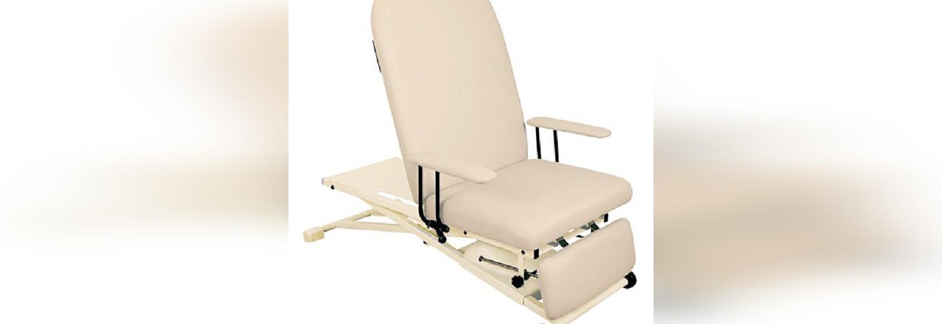 EC Series by Oakworks Medical - Medical procedures chair