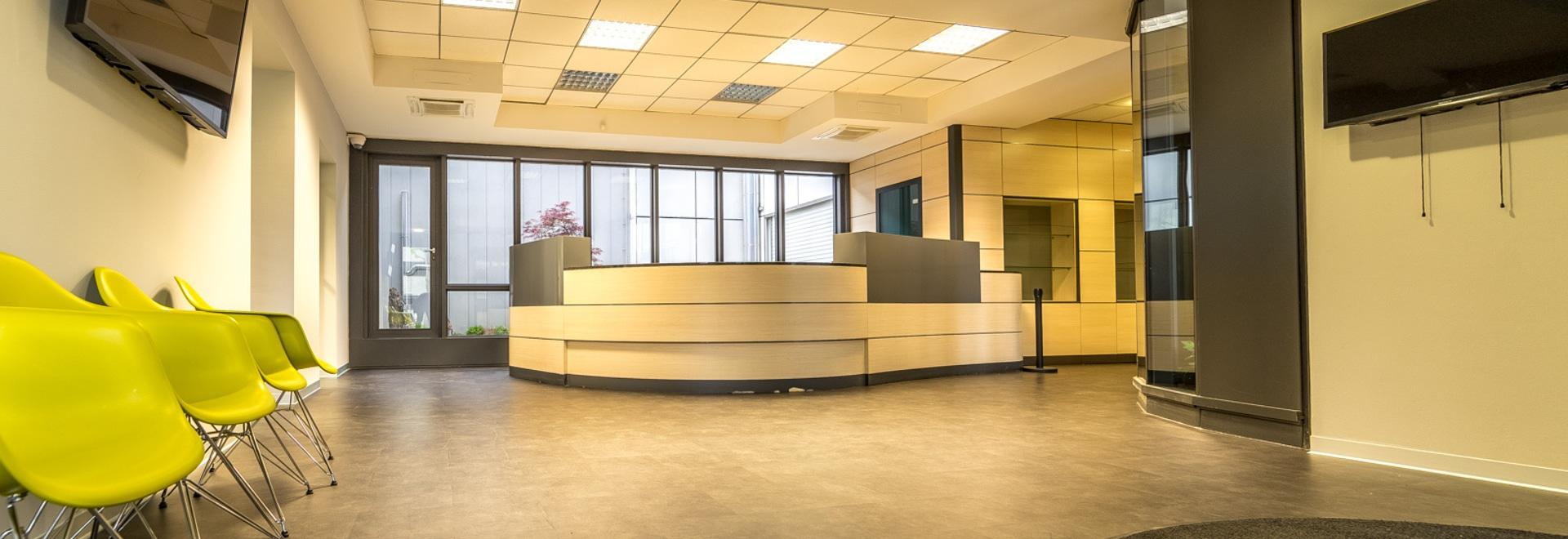 EGS New Headquarters!