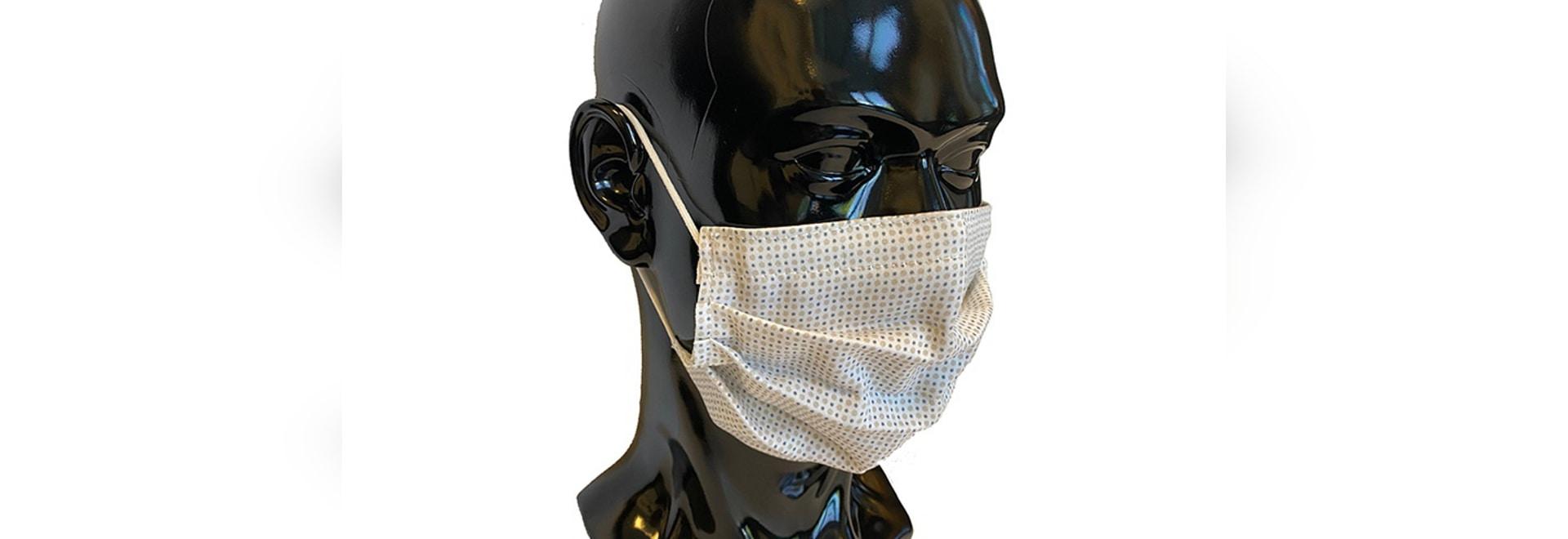 Electric Anti-Viral Face Masks