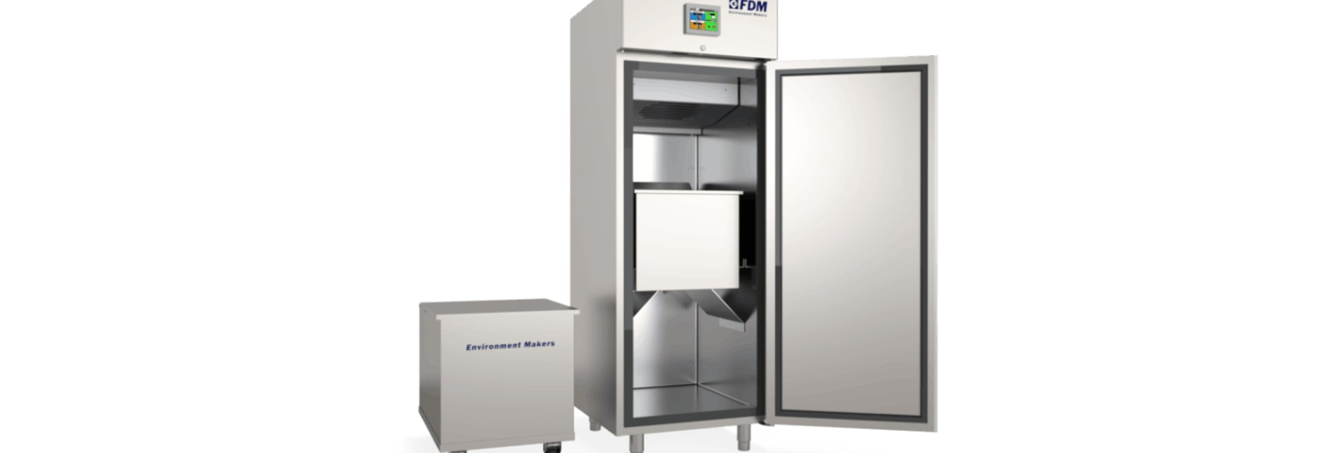 Environmental Chamber for Frost Susceptibility Testing