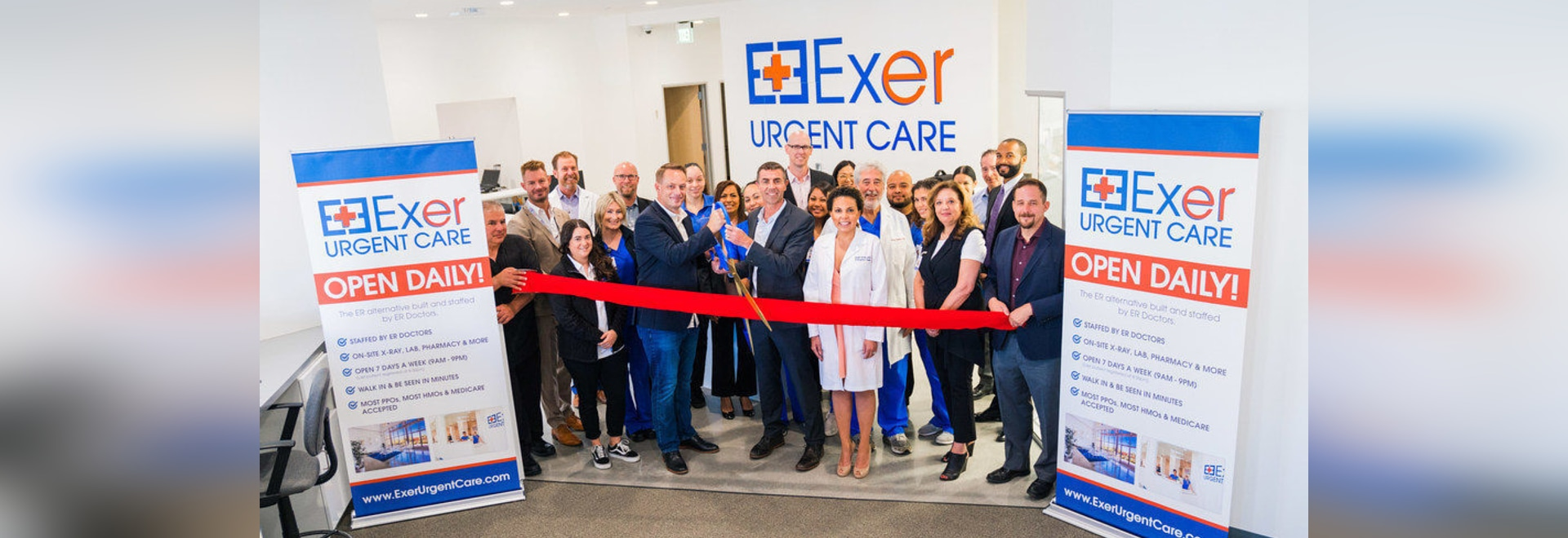 Exer Urgent Care Opens New Medical Facility, Continues Southern California Expansion
