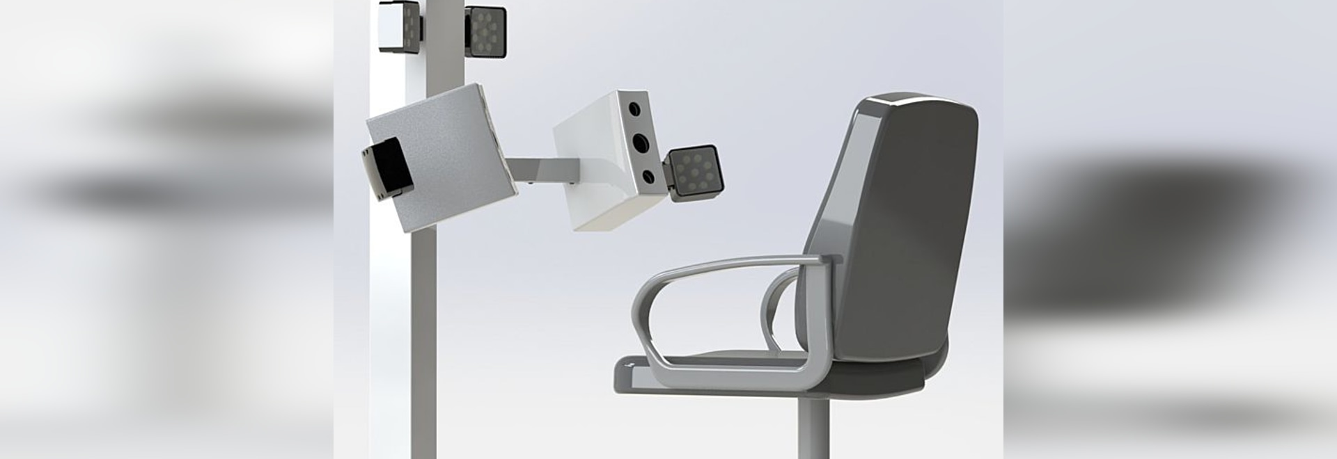Facial Insight 3D:  a full 3D scan of your patient''s face and head in only 3-5 minutes
