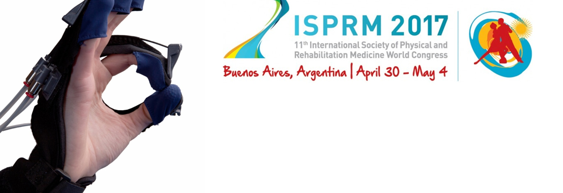 Gloreha SINFONIA at ISPRM in Buenos Aires: Save the date!