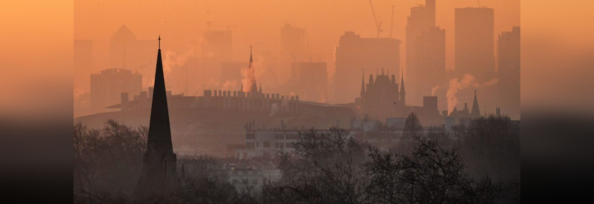 Greater the Air Pollution, Higher the Risk of Glaucoma