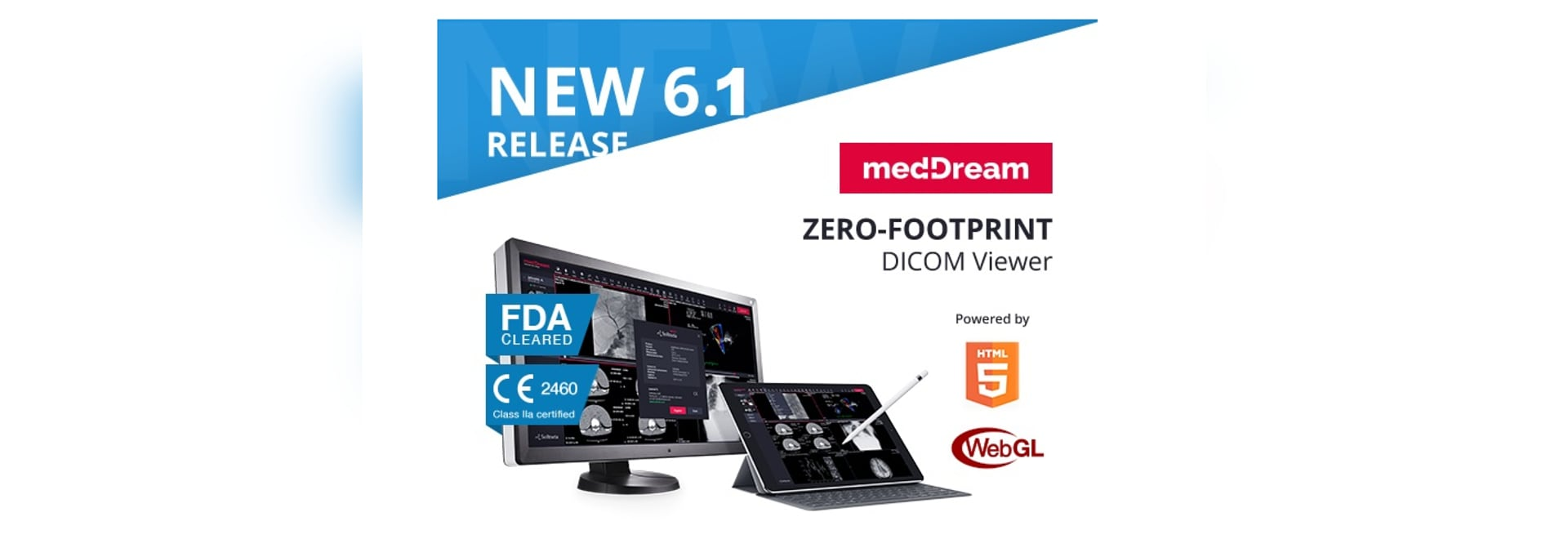 NEW RELEASE: MedDream DICOM Viewer 6 1! - K  Baršausko g  59, Kaunas