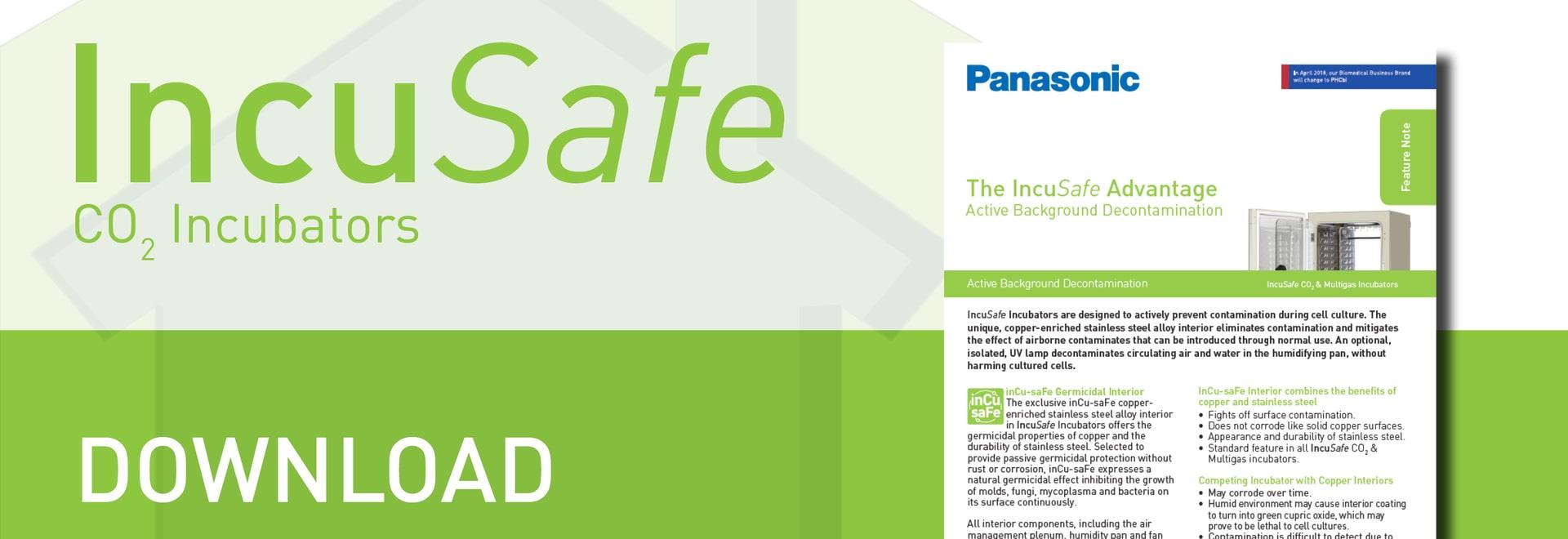 The IncuSafe Advantage: Active Background Decontamination