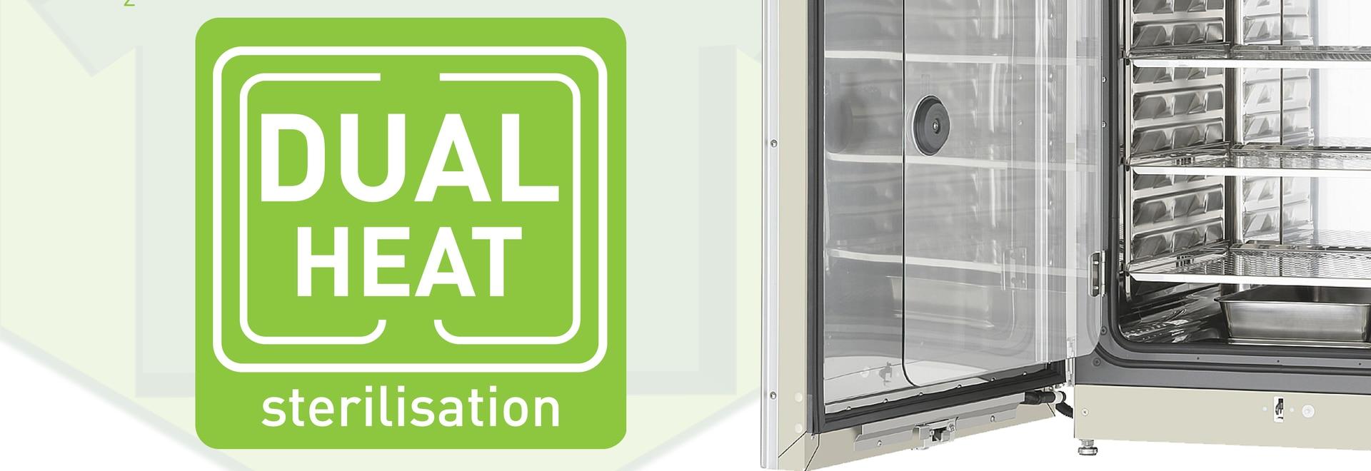 IncuSafe MCO-170AICD CO2 Incubators: Dual Heat Sterilisation