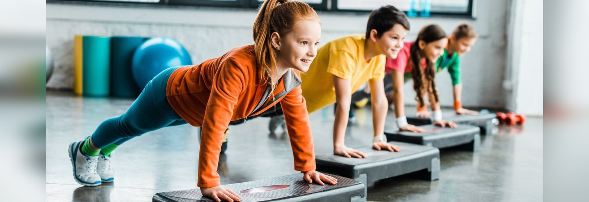 Is exercising from a young age good or bad for kids?