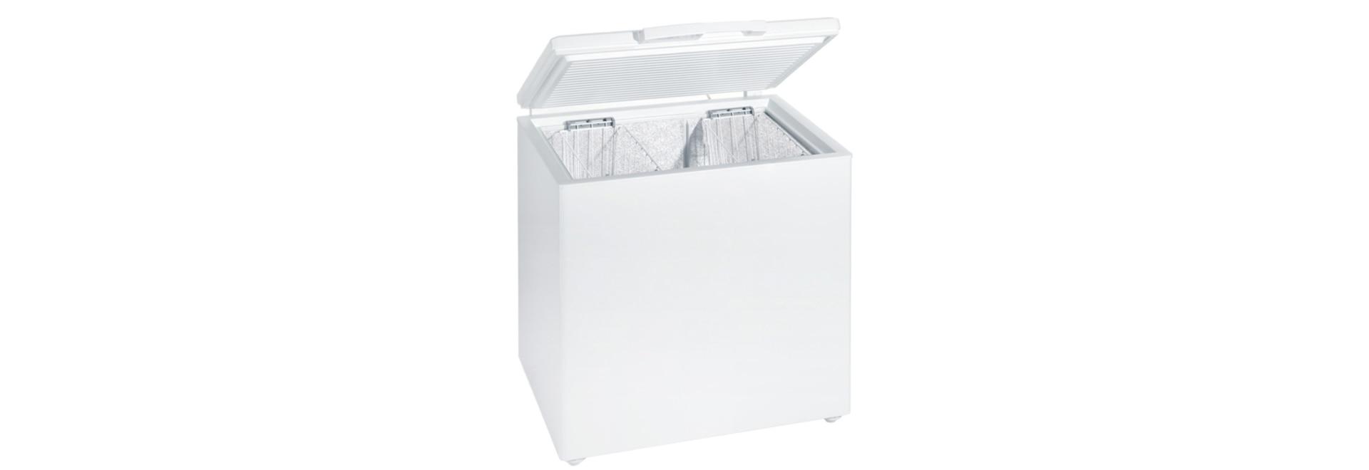 Low temperature Chest freezers -45°C