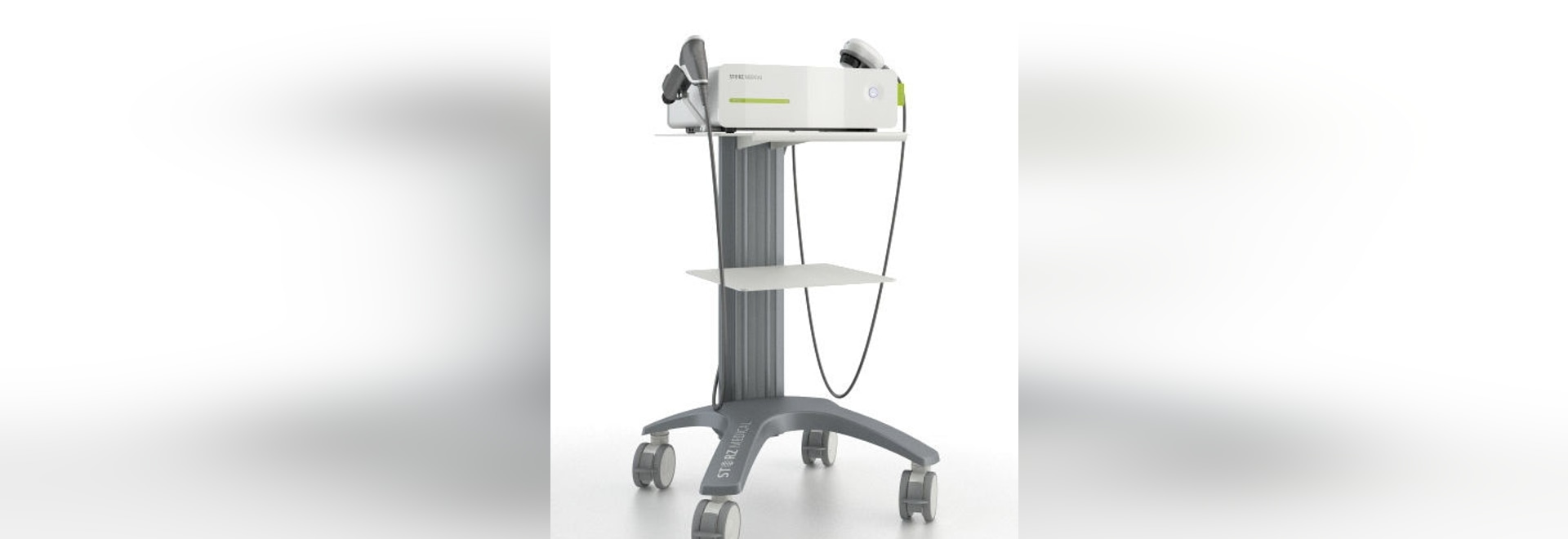 "MASTERPULS ""ultra"" line by Storz Medical - Advanced radial shock wave therapy"