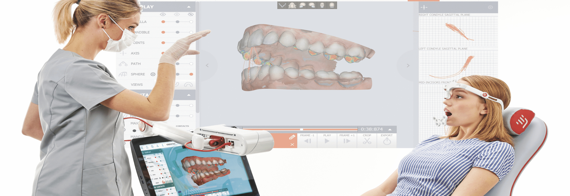 MODJAW strongly believes that using 4D data from the Tech in Motion device brings more than just beautiful smiles. It brings, first and foremost, healthy and long-lasting ones.