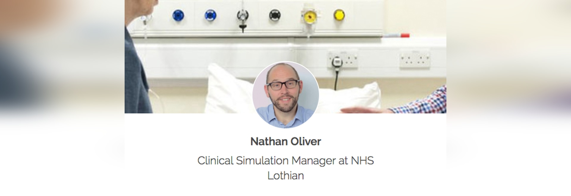 Nathan Oliver, Immersive Medical Training