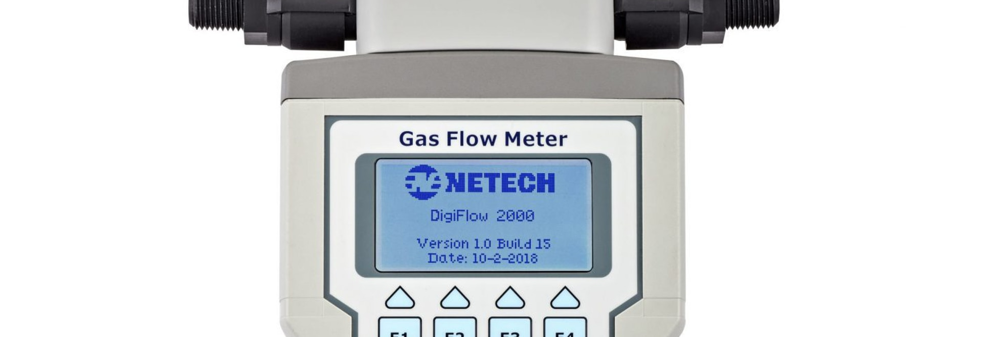 Netech Corp. Introduces New Gas Flow Meters