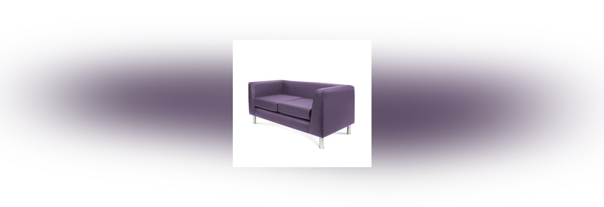 NEW: 2-seater sofa by Teal
