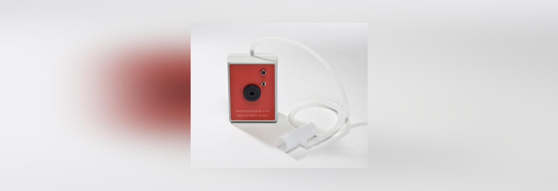 NEW: anesthetic gas alert system by Smiths Medical Surgivet