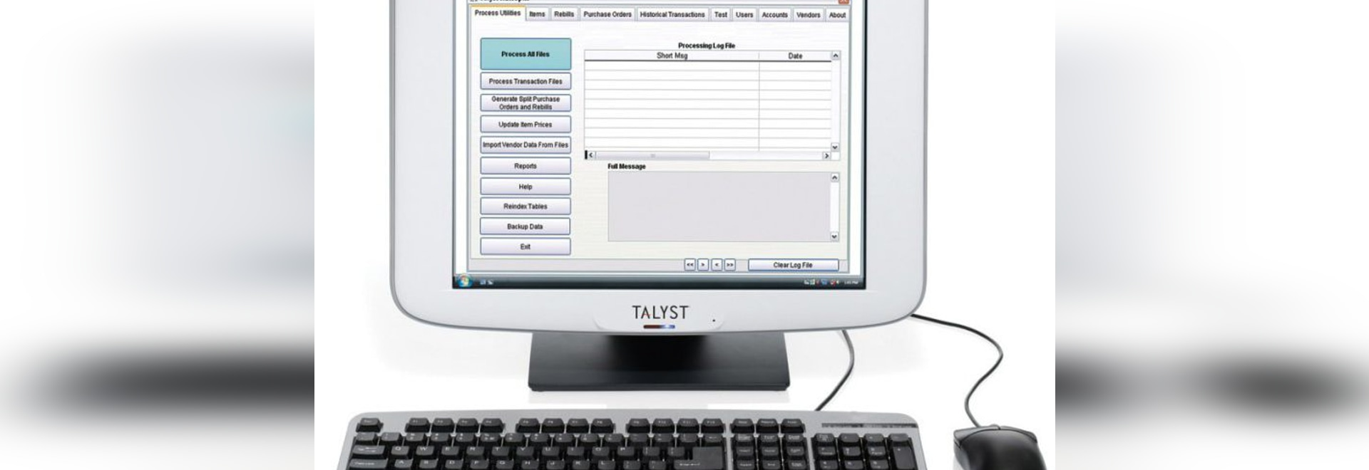 NEW: billing software by Talyst