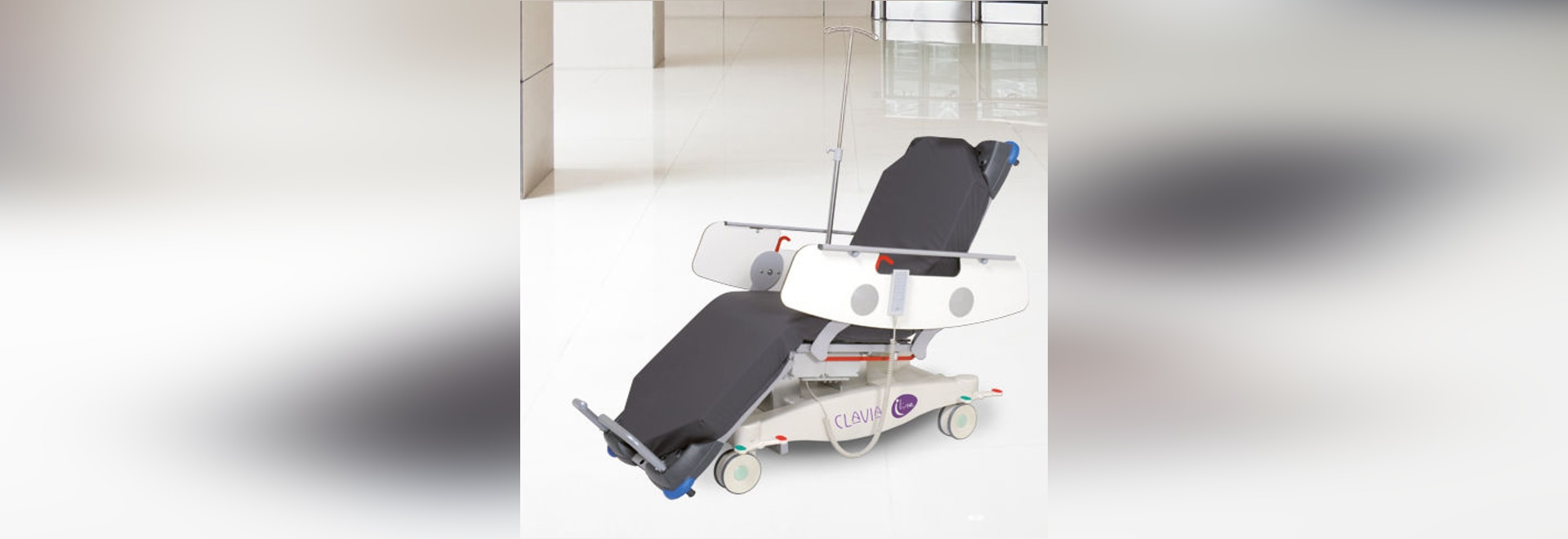 NEW: electrical transfer chair by BMB MEDICAL