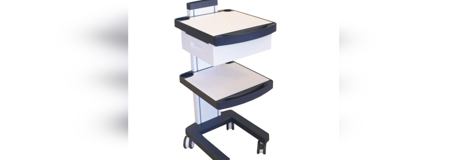 NEW: medical device cart by Enraf-Nonius