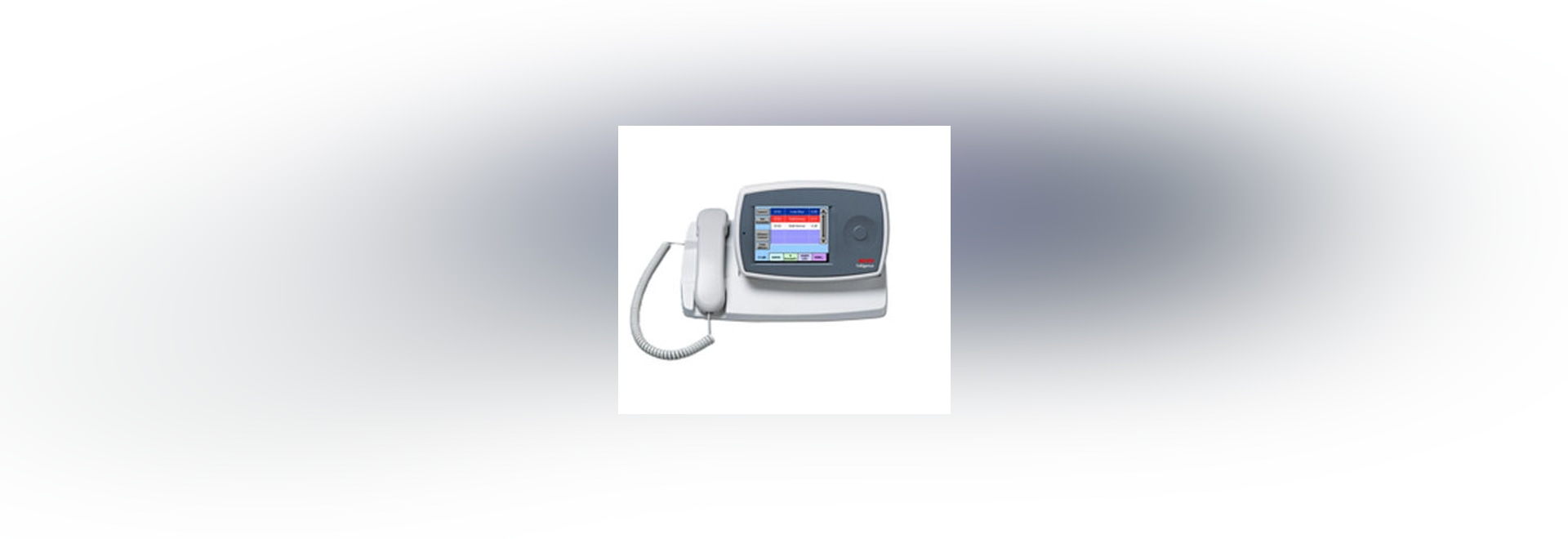 NEW: medical telephone by Ascom
