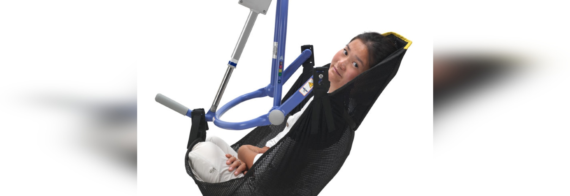 NEW: patient lift sling by ArjoHuntleigh