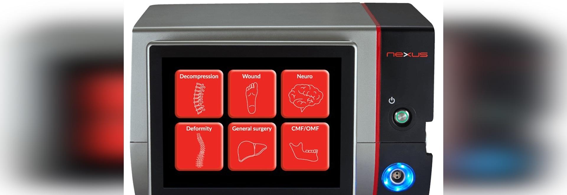 Nexus Ultrasonic Surgical Platform from Misonix FDA Cleared