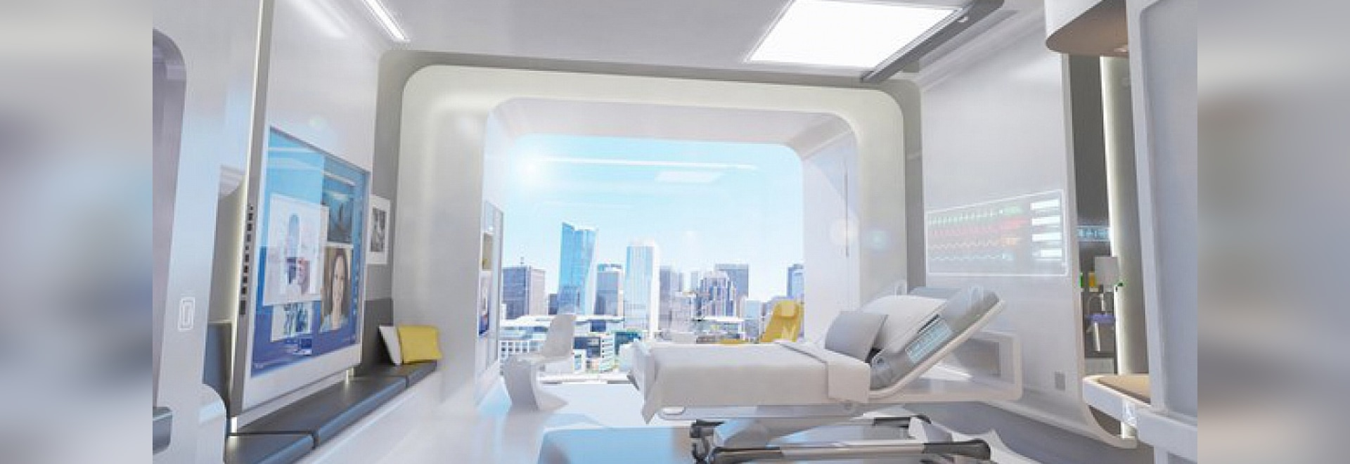 OPED. The Connected Hospital