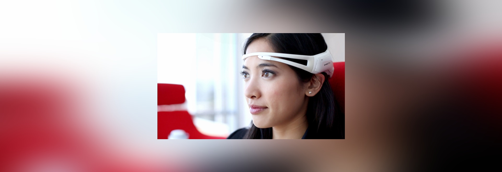 Philips and Accenture utilized the Emotiv Insight, a 5-channel EEG, to control various devices. [image via Philips Healthcare, Emotiv]