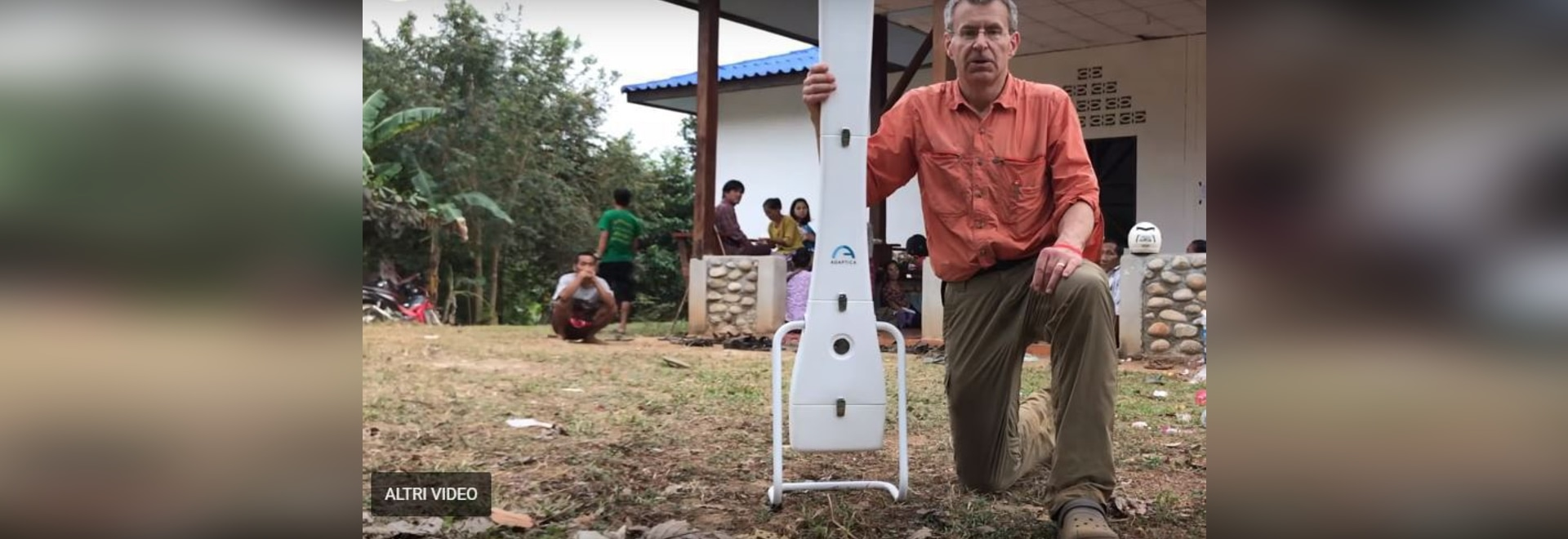 Project in Burma with Kaleidos