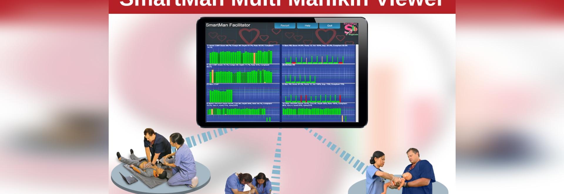 SmartMan Multi-Manikin Viewer