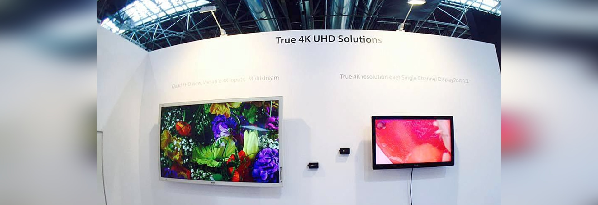 Spotlight at FSN True 4K UHD Medical grade monitors release