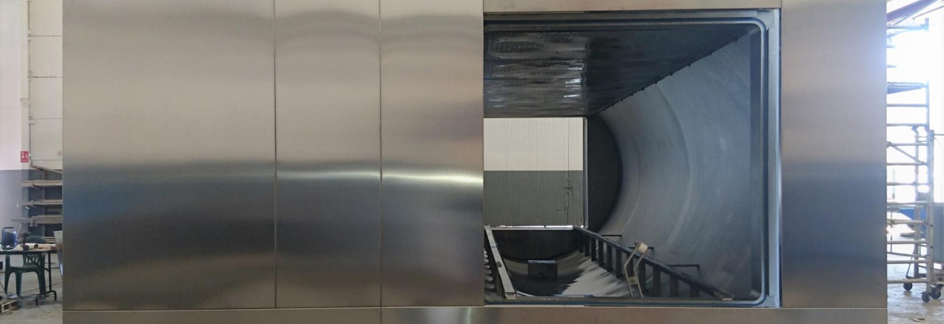 Superheated Water Sterilizer by Inoxtorres