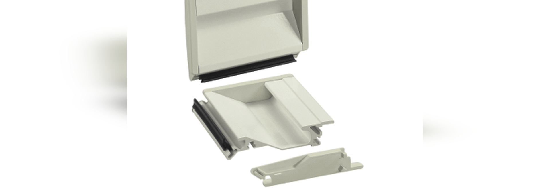 """Tray Handle SG """"Clean Line"""""""