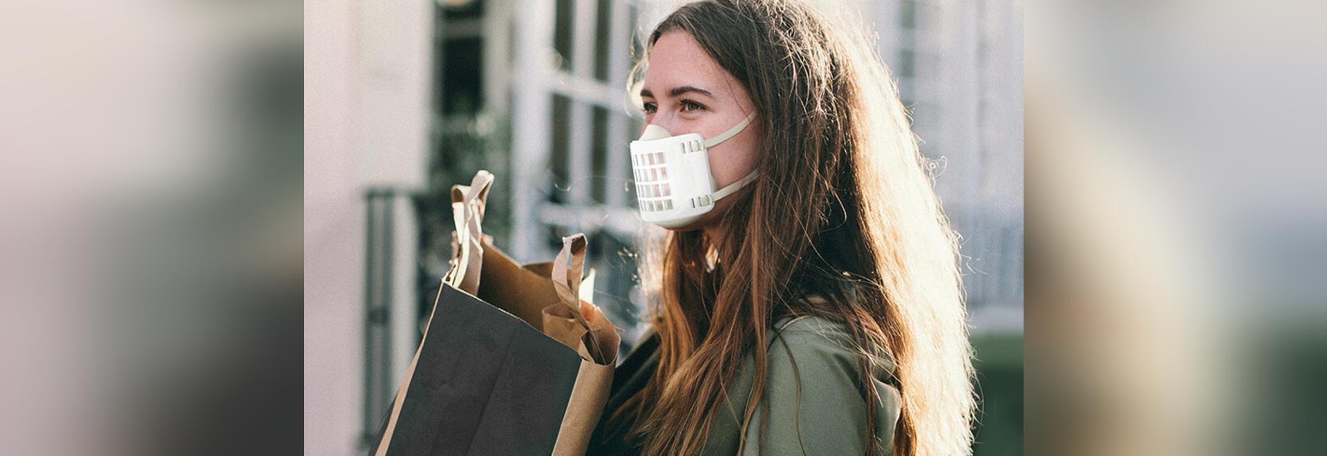 University of Alberta and Local Non-Profit Develop Respirator Similar to N95