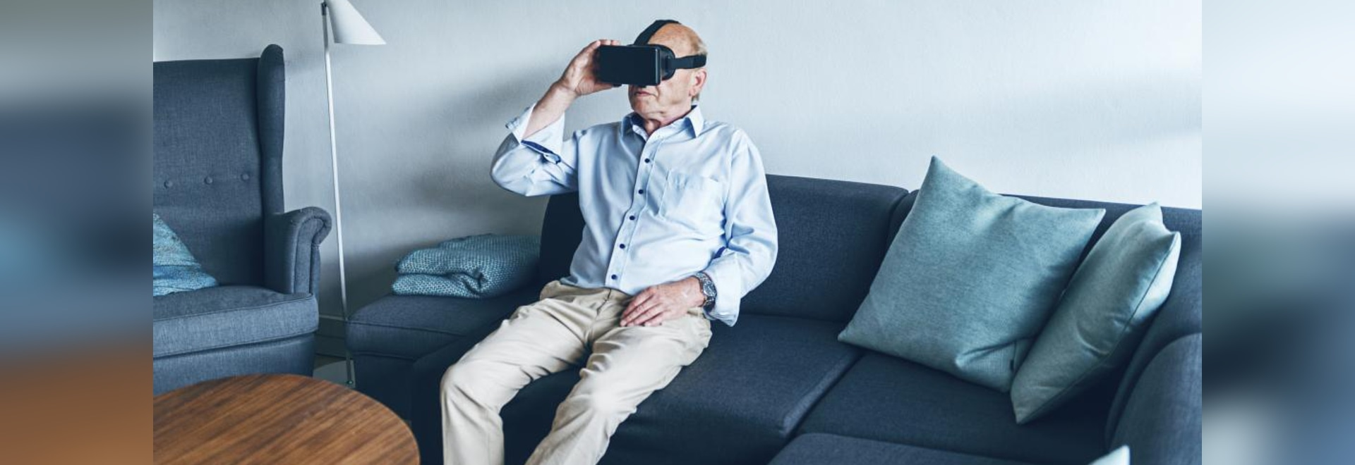 VR headsets may soon serve as a better alternative to standard testing for Alzheimer's.