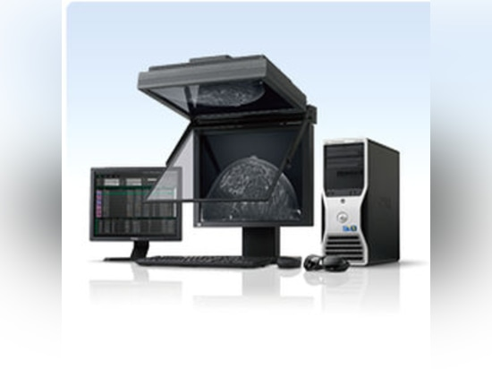 NEW: mammography computer workstation by FUJIFILM Europe