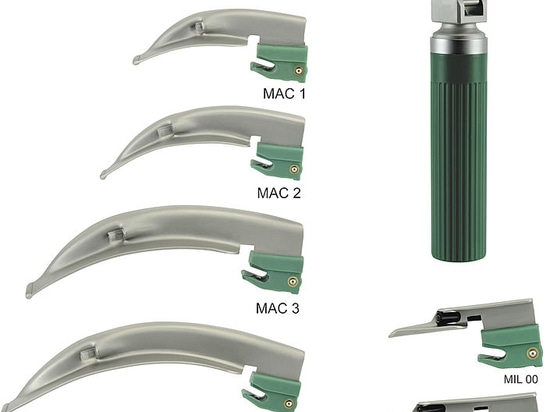 FO Disposable Laryngoscope
