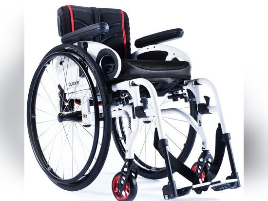 NEW: active wheelchair by Sunrise Medical