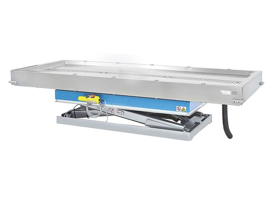 GST-E-2000 – more than just a height adjustable table for large animals