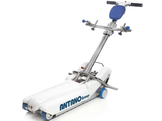 NEW: wheelchair stair climber by Antano Group