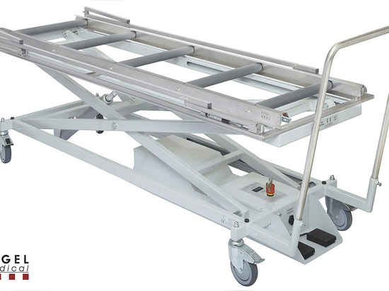 Lift- and Transport Truck HTW 50/130 by KUGEL MEDICAL