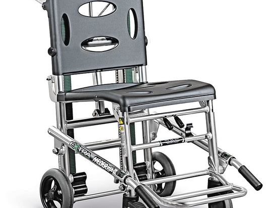 """""""EXTRA 670/BR"""" (Art. 670/BR) - Track assisted stair chair with arms"""