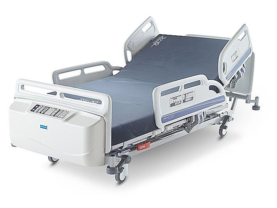 ArjoHuntleigh introduces a new integrated bed and mattress system for high dependency patients