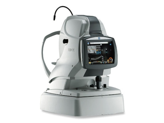 Retina Scan Duo™ by NIDEK - 3D auto tracking, auto shot and user friendly interface