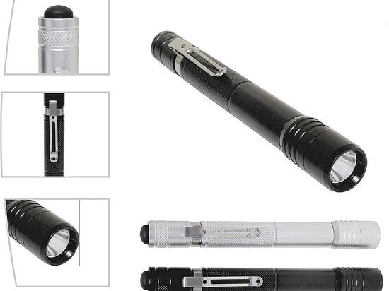 LED Penlight Torch