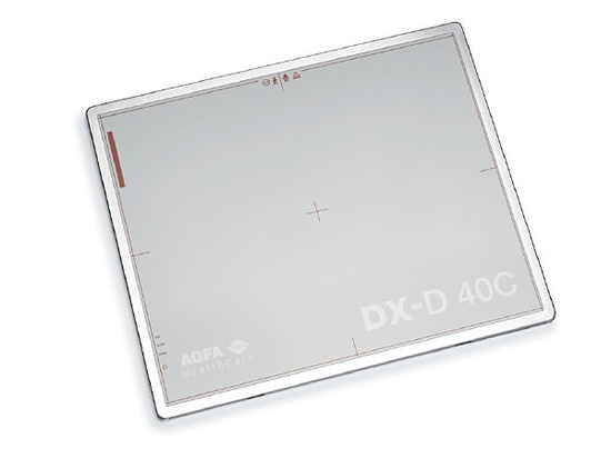 DX-D 40 by agfa healthcare - The easiest and most versatile way to go Direct Digital