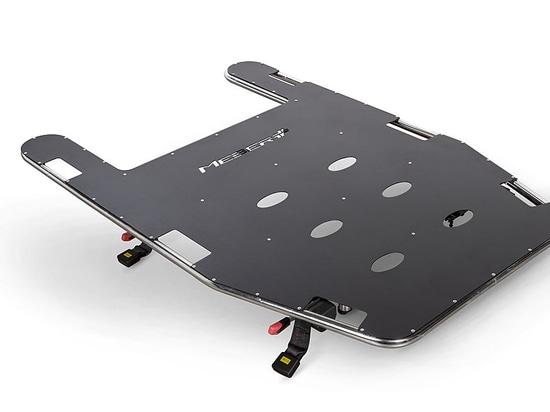"Art.12080 - ""MPB"" wide bariatric platform for self-loading stretchers Frog Mercury and Gecko"