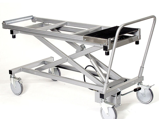 The Lift- and Transport Truck HTW 50/050 by Kugel Medical